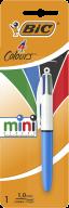 """/Ручка """"4 in 1 Colours Mini"""", голубая"""