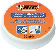 """/Увлажнитель для пальцев """"BIC"""" гелевый, 20 мл"""