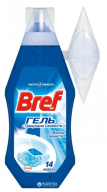 /Гель д/туалета BREF 360мл Волна Свежести с корзинкой