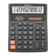 /Калькулятор BS-777М 12р., 2-пит