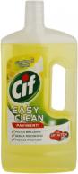 /Средство для чистки пола и стен CIF 1л Лимонная Свежесть