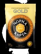 """/Кофе растворимый 285г *10, пакет, """"Gold"""", ЧЕРНАЯ КАРТА (8718)"""
