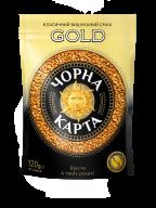 /Кофе растворимый 120г*20, пакет, Gold, ЧЕРНАЯ КАРТА (8718)