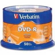 /Диск DVD-R, 4.7Gb,16х, DATA LIFE Tape Wrap 50 pcs