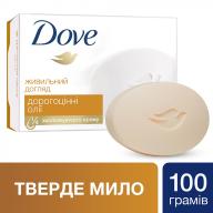 /Крем-мыло Dove 100г Драгоценные масла
