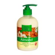 /Крем-мыло жидкое FRESH JUICE 460 мл с увлажняющим миндальным молочком Almond
