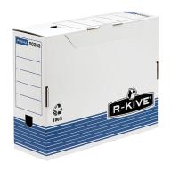 @$Бокс для архивации док. R-Kive Prima 100мм, синий