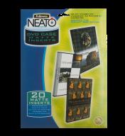 @/Матовые вкладыши NEATO в коробки Simline для CD/DVD дисков