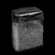 Уничтожитель M-7Cm, 7 лист., секр. P-4, фрагменты 4х35мм, корзина 13 литр.