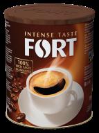/Кофе растворимый 200г*12, ж/б, FORT