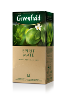 "/Чай травяной матэ 1.5г*25*10, пакет, ""Spirit Mate"", GREENFIELD"