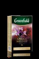 "/Чай чёрный 100г, лист, ""Spring Melody"", GREENFIELD"