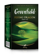 "/Чай зелёный 200г, лист, ""Flying Dragon"", GREENFIELD"