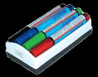 Набор из 4-х маркеров 460 + губка для сухостираемых досок