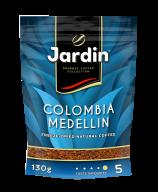 """/Кофе растворимый 130г, эконом. уп., """"Colombia Medellin"""", JARDIN"""