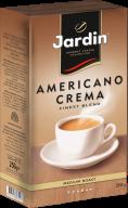 "/Кофе молотый 250г, вакуум, ""Americano Crema"", JARDIN"