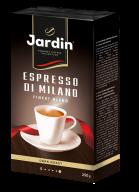 "/Кофе молотый 250 гр, вакуум,  ""Espresso di Milano"", JARDIN"