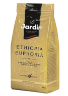 "/Кофе молотый 250 гр, вакуум, ""Ethiopia Euphoria"", JARDIN"