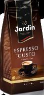 """/Кофе в зернах 1 кг, сила вкуса """"4"""", """"Espresso Gusto"""", JARDIN"""