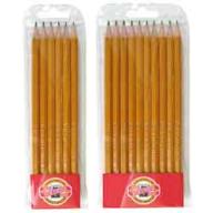 /Набор из 10-ти технических карандашей 1570