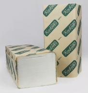/Полотенца  целлюлозные V-образные, 23х25 см,160 листов, 2х сл., белый КОХАВИНКА