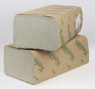 /Полотенца бумажные макулатурные Z-образные , 23х22 см, 200 листов, серый КОХАВИНКА