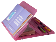 @$Подставка-кейс PORTA BOOK STANDART розовый