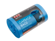 /Пакеты для мусора, п/е, 50*55, 7 мкм, синие, HD, 35л/100шт (20шт/ящ)  PRO SERVICE