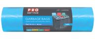 /Пакеты для сортировки мусора, п/е, БУМАГА 90*110, 24 мкм, синие, LD, 160л/20шт (10шт/ящ) PRO SERVIC