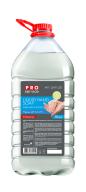 /Мыло жидкое глицериновое 5л, с перламутром, Ромашка PRO SERVICE