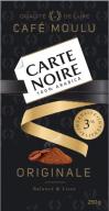 """/Кофе молотый 250 г, """"Original"""" CARTE NOIRE"""