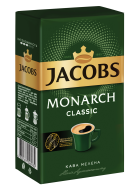 /Кофе молотый 230 г, JACOBS MONARCH