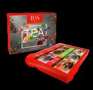 /Набор пакетированого чая 60 пакетиков, 6 сортов по 10шт, ассорти, TESS
