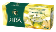 "/Чай зеленый 1.8г*25*24, пакет, ""Традиционный"", ПРИНЦЕССА ЯВА"
