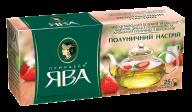 """/Чай зелёный 1.5г*25 пакет, """"Клубничное настроение"""", ПРИНЦЕССА ЯВА"""