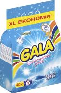 /Порошок стиральный авт.  GALA 4кг для цветных вещей Морская свежесть