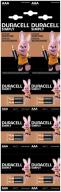 /Эл.питания (батарейка) DURACELL LR3 (AAA), отрывной набор 12шт/упак (6*2шт)