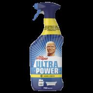 /Спрей универсальный Mr.Proper Ultra Power Лимон 750 мл
