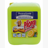 /Средство жидк. д/полов MR. PROPER 5л Лимон