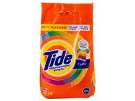 /Порошок стиральный авт. TIDE 6кг Color