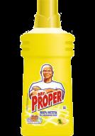 /Средство жидк. д/полов MR. PROPER 500мл Лимон