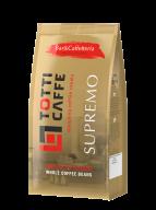 """/Кофе в зернах 1000г*6 пакет, """"Supremo"""", TOTTI Cafe"""