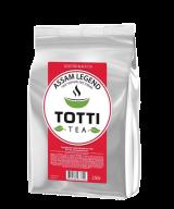 """/Чай черный 250г*5, листовой, """"Легендарный Ассам"""", TOTTI Tea"""