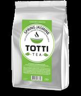 "/Чай зеленый 250г*5, листовой, ""Весенний жасмин"", TOTTI Tea"