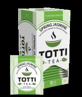 """/Чай зеленый 2г*25*32, пакетированный, """"Весенний жасмин"""", TOTTI Tea"""