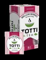 """/Чай фруктовый 1,5г*25*32, пакетированный, """"Сочные ягоды"""", TOTTI Tea"""