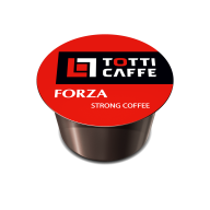"/Кофе в капсулах 8г *100, ""Forza"", TOTTI Caffe"