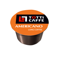 "/Кофе в капсулах 8г *100 ""Americano"", TOTTI Caffe"
