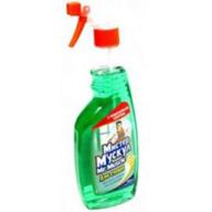 /Средство чист. д/стекла профессионал Мистер Мускул с распыл. 500мл зеленый