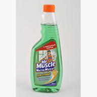 /Средство чист. д/стекла профессионал Мистер Мускул сменная бут. 500мл зеленый